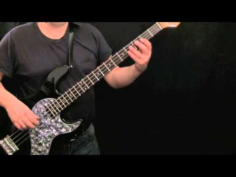 How To Play Bass To Pretty Woman - Roy Orbison
