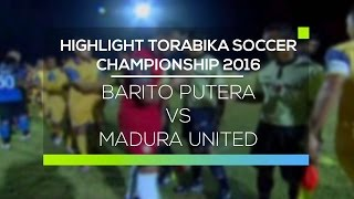 Video Gol Pertandingan Barito Putera vs Madura United u20