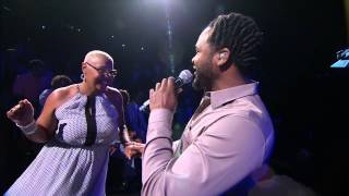 JAHEIM PERFORMS PUT THAT WOMAN FIRST AT STEVE HARVEY