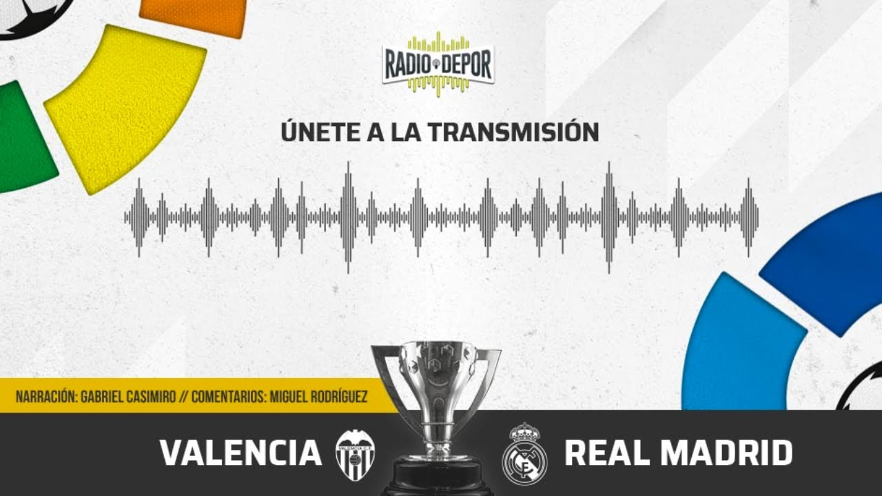 How to Watch Valencia vs. Real Madrid, La Liga Live Stream ...
