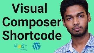 WordPress Theme Development Part 26(visual composer shortcode)