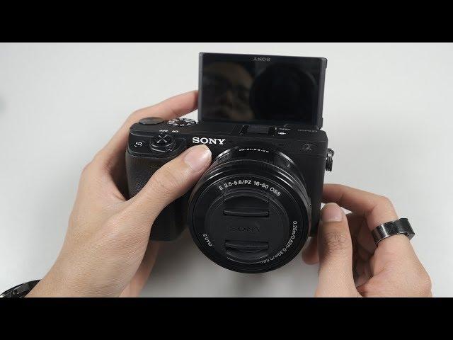 [Lạ Camera] Trên tay nhanh Sony A6400 - máy ảnh lấy nét nhanh nhất thế giới giá 22 triệu