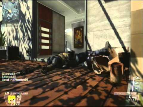 Black Ops 2 - 360 Trickshot melee generale + gameplay