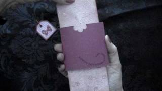 How to make a double slider card