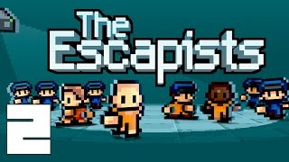 The Escapists! El Prisionero Madafaka! Capitulo 2!