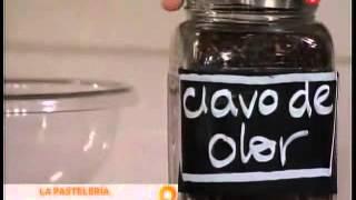 Crocante de Mazamorra morada
