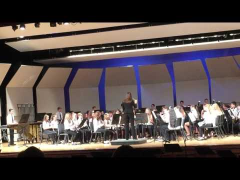 Clarence Middle - 7th Grade Winter Concert