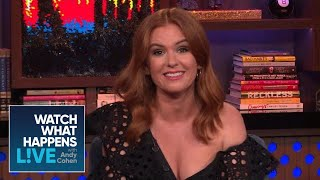 Isla Fisher On If There Will Be A 'Wedding Crashers' Sequel? | WWHL