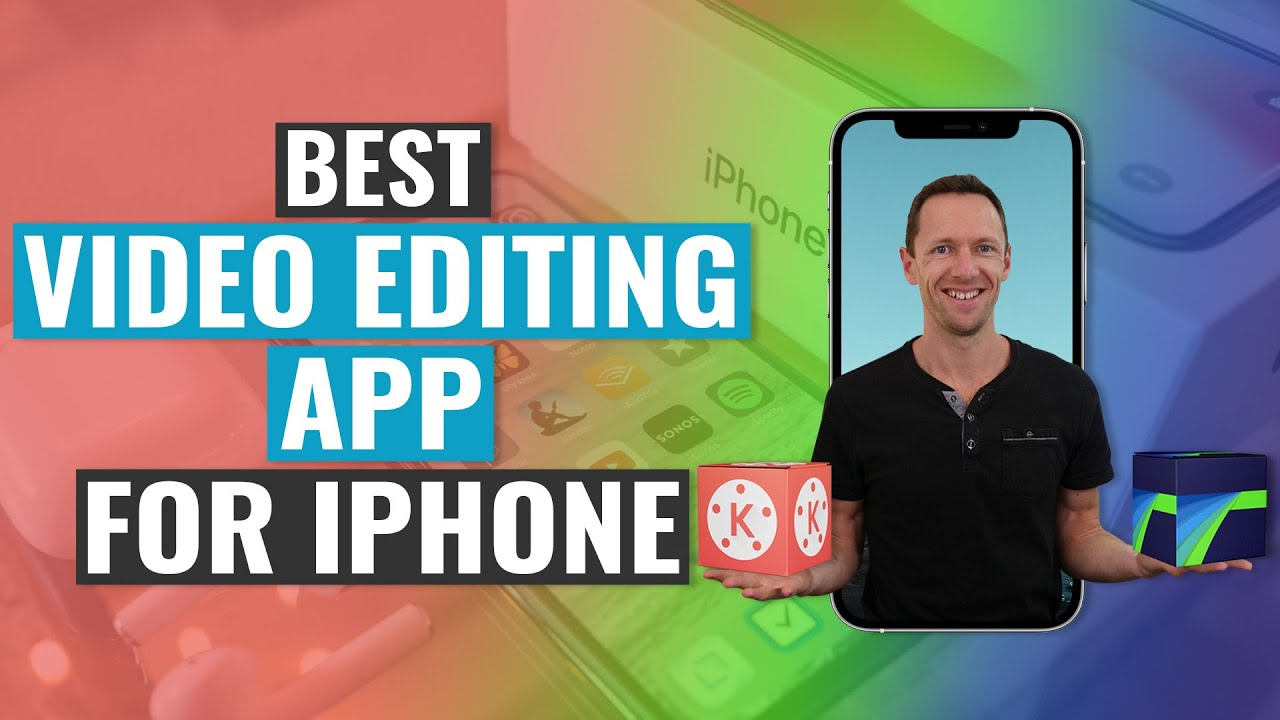 Best Video Editing App for iPhone 2018 - YouTube