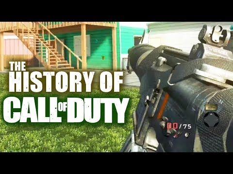 The History Of: Call Of Duty - Commando (Weapon)