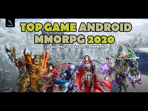 Top 6 Game Android MMORPG Rasa PC!!   Open World 2020 Januari