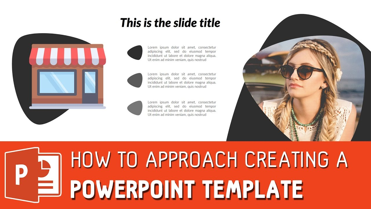 Powerpoint template design how to design a powerpoint template powerpoint template design how to design a powerpoint template youtube toneelgroepblik Image collections