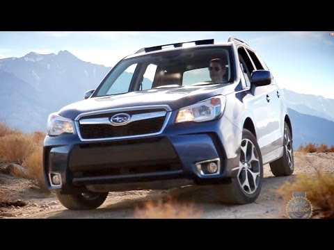 2015 Subaru Forester - Review and Road Test