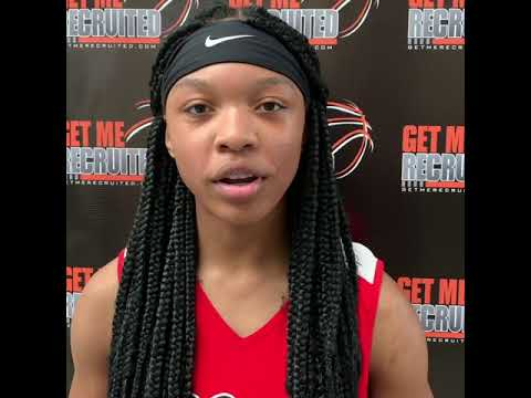 Ariana Wilkes (SC 76ers Sizzle/Spring Valley HS/Columbia, SC) 2022 6'1 F
