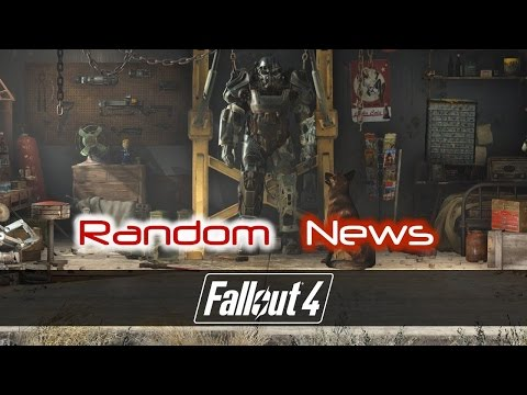 Fallout 4 Motion Simulation Sickness Woes... Random News