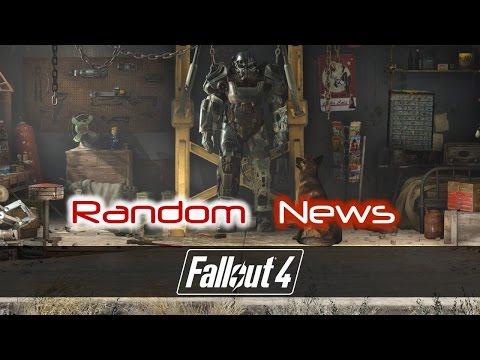 Fallout 4 Motion Simulation Sickness Woes... Random News