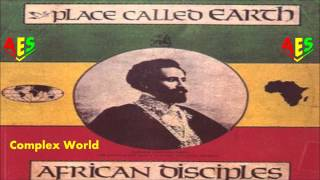African Disciples-Complex World 1984 (Place Called Africa) Zion Gate