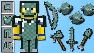 Troll Rüstung aus Fisch! (Neue Rüstungen) Mod Vorstellung