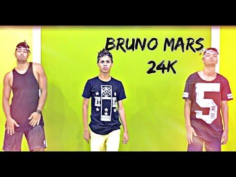 Bruno Mars 24K - Thi  Coreography Dance