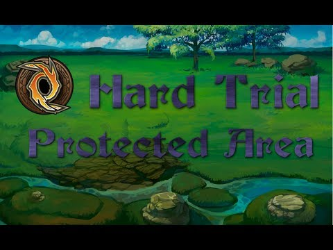 Protected Area - Scrolls Hard Trial