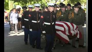 Contra Costa Sheriff's Office - Video of Memorial Service for Retired Sheriff Warren E. Rupf