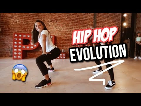 Mackenzie Ziegler's Hip Hop Evolution