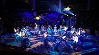 Новогодняя Елка в Цирке Никулина