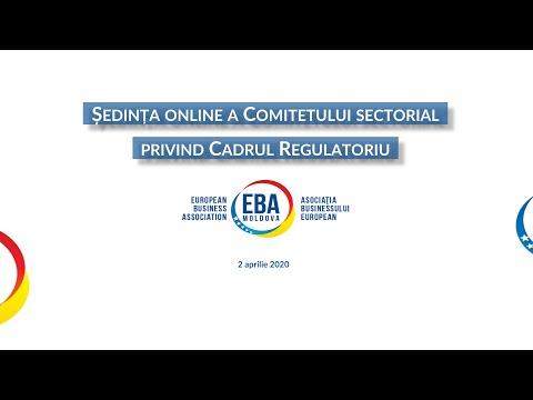 Seminar online (webinar) EBA Moldova privind Covid-19 si Contractele (MD)