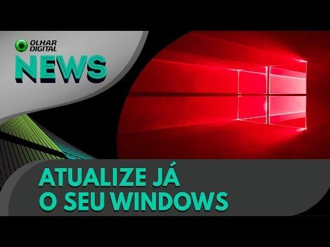 Falha grave no Windows: atualize já o seu sistema | OD News 09/05/2017