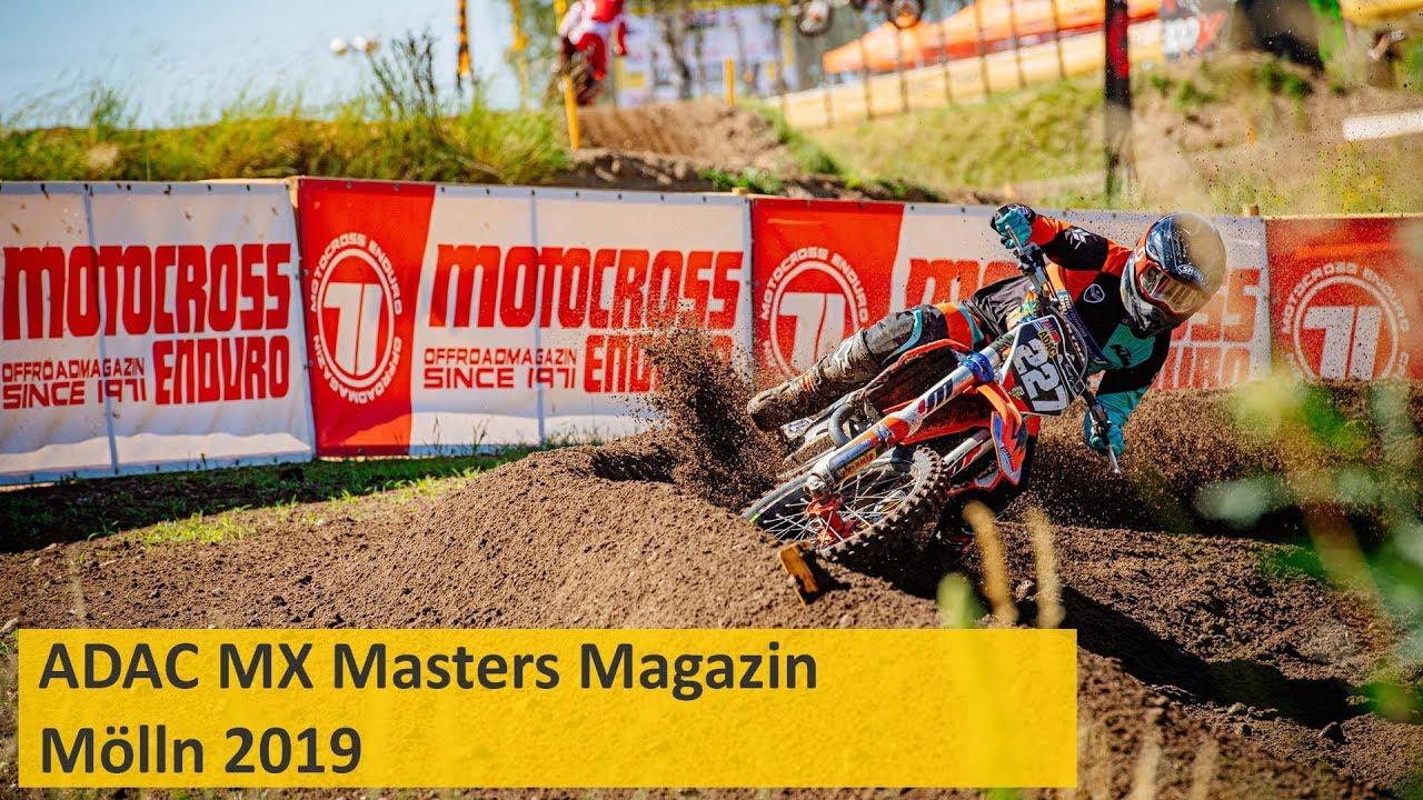 ADAC MX Masters Magazin Mölln 2019
