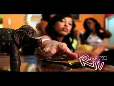ISHAWNA - LEGENDARY    Official Video HD (RawTiD TV)