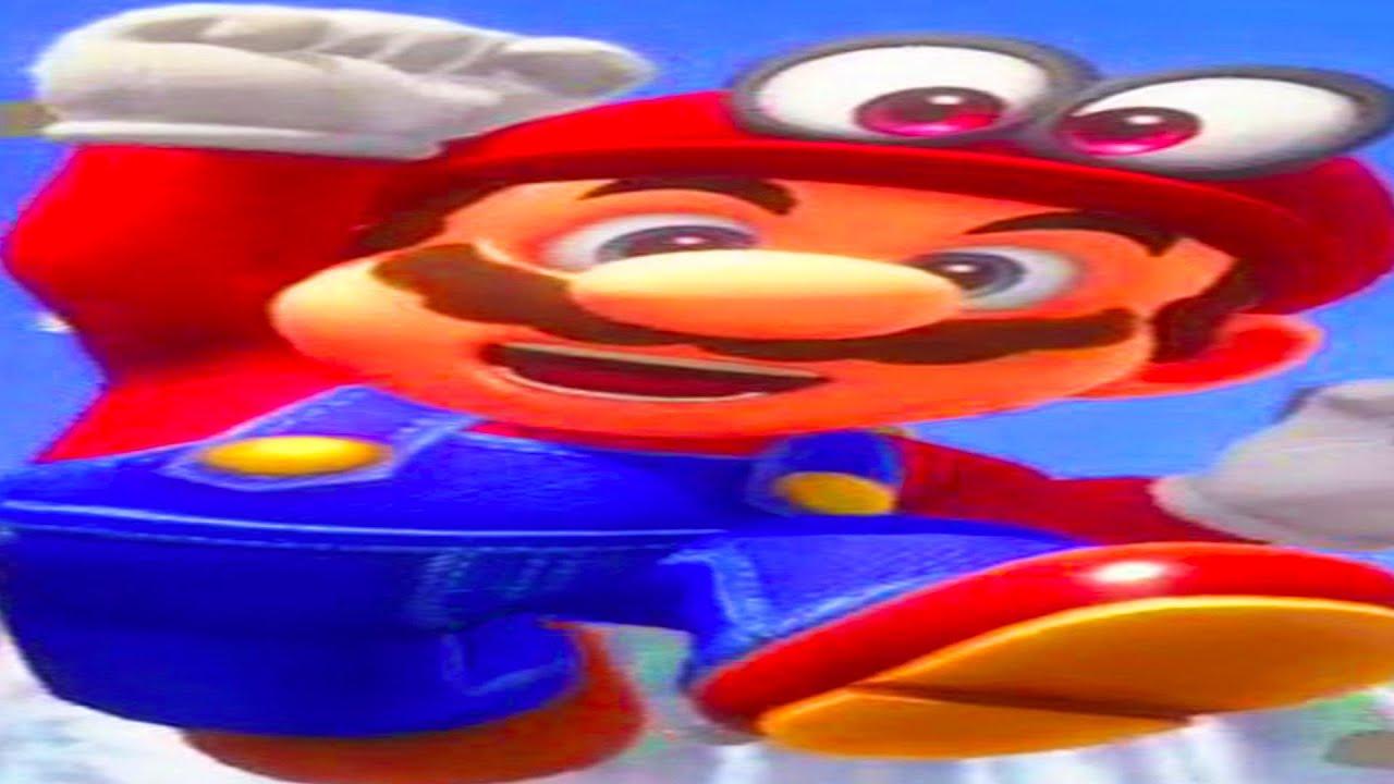 Super Mario Odyssey (FAST)