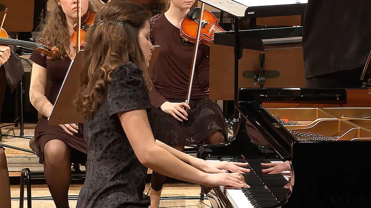 Robert Schumann - Piano Concerto in A minor Op. 54 1st mov.  Allegro affettuoso pt1/2
