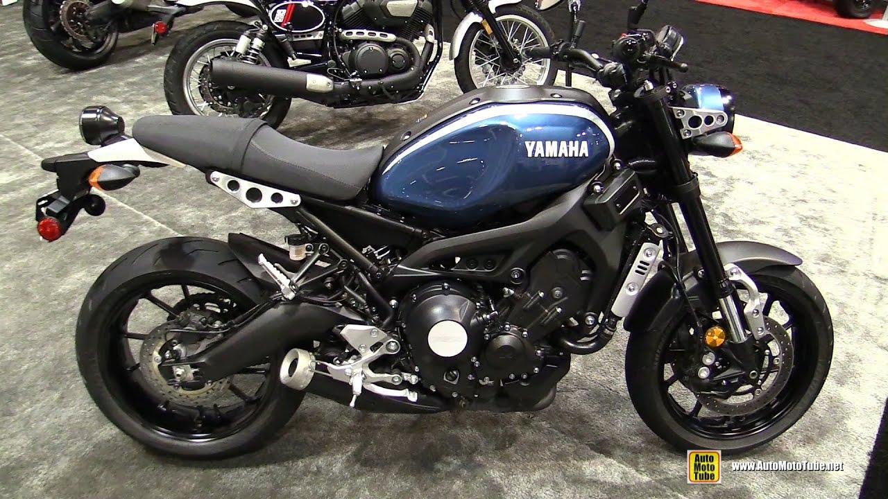 2017 Yamaha Xsr 900 Walkaround 2016 Aimexpo Orlando