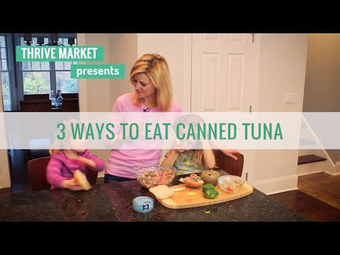 Mom Hacks: 3 Tuna Fish Recipes For Kids