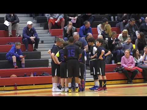 Mr. Rothberg's Basketball Team Wins PVJSA Championship - Nick Merriam Reports for The RAM Report
