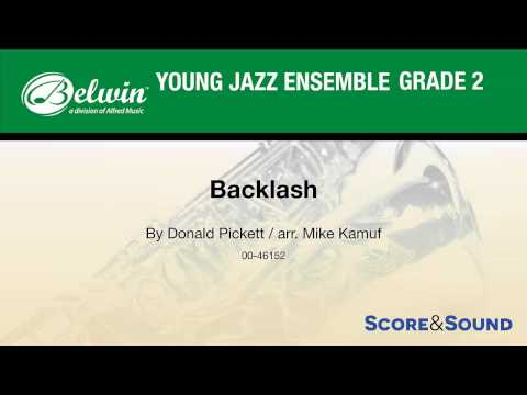 Backlash, arr Mike Kamuf – Score & Sound
