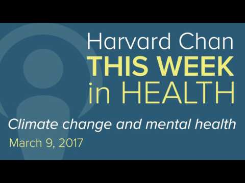 Climate change and mental health Mp3
