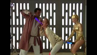Porno de Star Wars - Zack y Miri hacen una porno