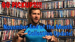 Blu ray Collection Update - End of November!!!