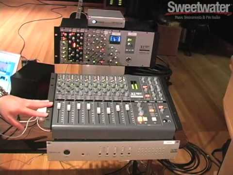 SSL X-Desk and MADI Xtreme Overview - Sweetwater