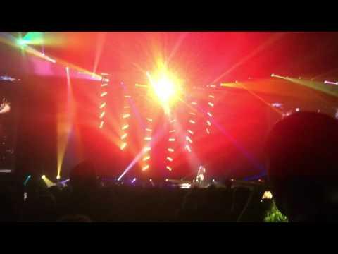 Demi Lovato Neon lights LIVE future now tour Kansas City