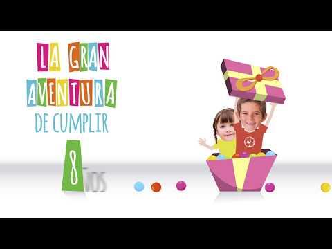 Invitación de cumpleaños digital para enviar por whatsapp