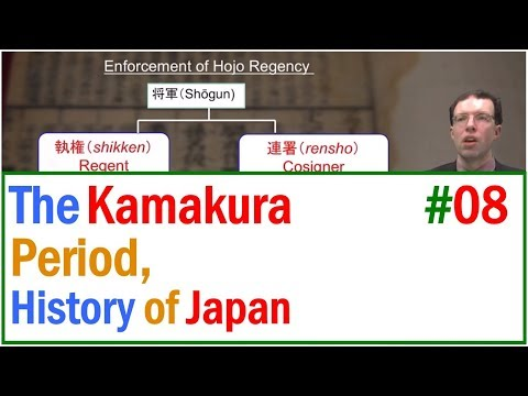 MOOC Lecture 08   The Kamakura Period and Japan's Dual Polity, The History of Premodern Japan