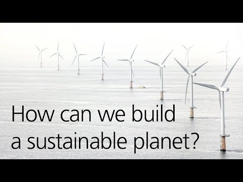 How can we foster a sustainable planet? | UBS Nobel Perspectives