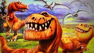 Disney's Good Dinosaur Puzzle Games 🐲 Jigsaw Puzzles for Kids [Kids Club]