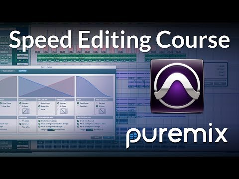 Speed Editing Course Trailer