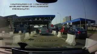 видео Пересечение границы Абхазия – Россия в 2017 году на машине