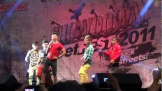 Video ShowDown Street Fest 2011 # Elecoldxhot - [10] download MP3, 3GP, MP4, WEBM, AVI, FLV Januari 2018
