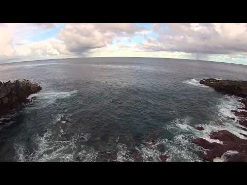 When The Swells Up - Christmas Island